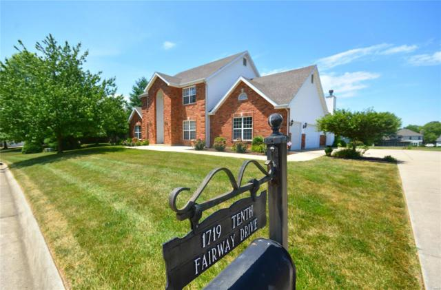 1719 10th Fairway, Belleville, IL 62220 (#18050142) :: Kelly Hager Group | Keller Williams Realty Chesterfield