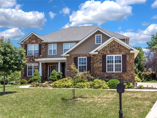 3400 Piney Court, Swansea, IL 62226 (#18050155) :: Holden Realty Group - RE/MAX Preferred