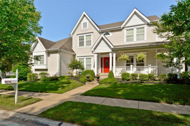 752 Thunder Hill Drive, O'Fallon, MO 63368 (#18050288) :: St. Louis Finest Homes Realty Group