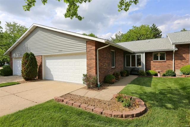 1643 Rosewall, Saint Charles, MO 63303 (#18050324) :: St. Louis Finest Homes Realty Group