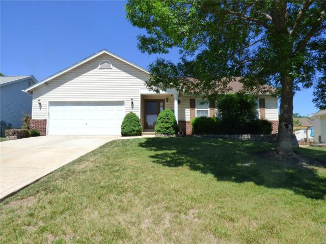 5 Covered Wagon Trail, Saint Peters, MO 63376 (#18050344) :: St. Louis Finest Homes Realty Group