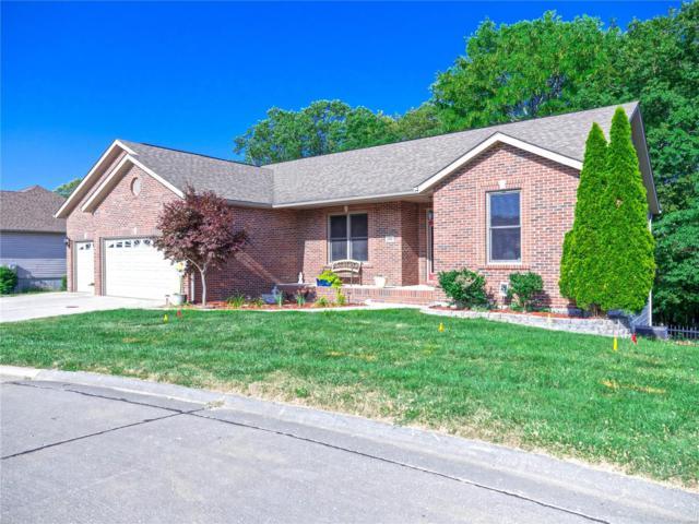 206 Stonehill Ridge, Valmeyer, IL 62295 (#18050866) :: Walker Real Estate Team