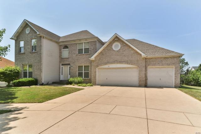 451 Whitestone Farm Drive, Chesterfield, MO 63017 (#18051000) :: St. Louis Finest Homes Realty Group