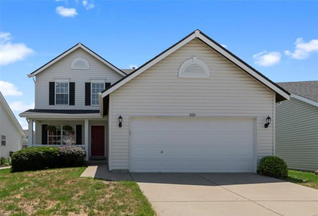320 Briarchase Circle, Lake St Louis, MO 63367 (#18051017) :: Kelly Hager Group | TdD Premier Real Estate