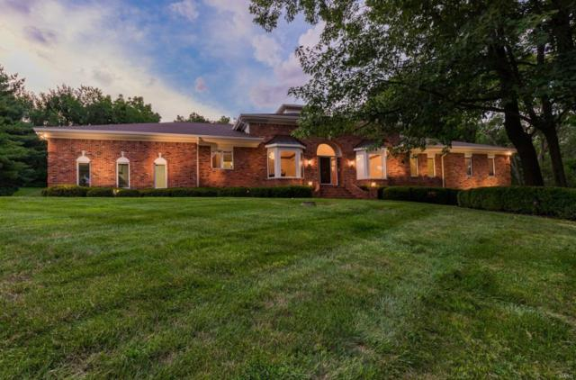 12847 Hickory Woods Drive, Town and Country, MO 63131 (#18051256) :: RE/MAX Vision