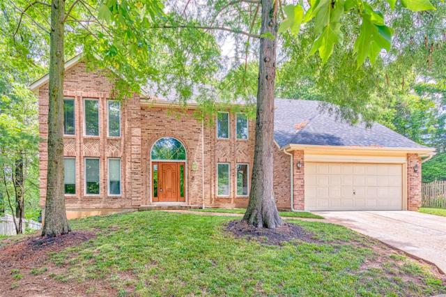 6906 Wellsford Court, Oakville, MO 63129 (#18051379) :: PalmerHouse Properties LLC