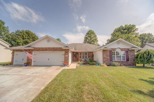 933 Dere Bere Drive, Mascoutah, IL 62258 (#18051591) :: Holden Realty Group - RE/MAX Preferred