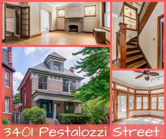3401 Pestalozzi Street, St Louis, MO 63118 (#18051648) :: Clarity Street Realty