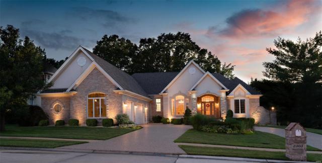 2303 Longest Drive, Wentzville, MO 63385 (#18051808) :: Clarity Street Realty