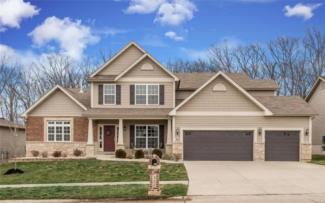 322 Parkview Manor Lane, Wentzville, MO 63385 (#18051922) :: RE/MAX Professional Realty