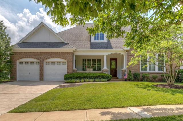 1910 Chesterfield Ridge Circle, Chesterfield, MO 63017 (#18051973) :: Clarity Street Realty