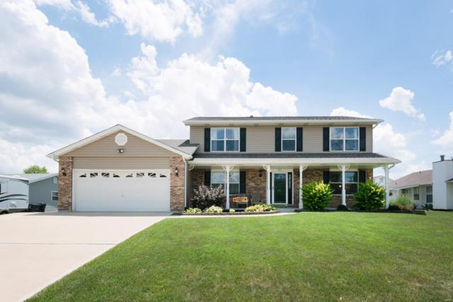 983 Hunter Chaise Drive, Wentzville, MO 63385 (#18052076) :: RE/MAX Vision