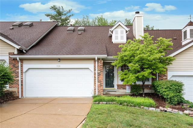 116 Cascade Circle Drive, Ballwin, MO 63021 (#18052329) :: St. Louis Finest Homes Realty Group