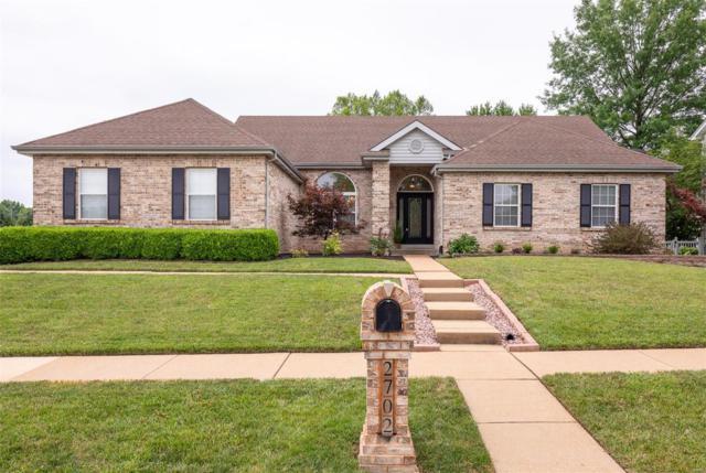 2702 Towne Oaks Drive, Oakville, MO 63129 (#18052525) :: PalmerHouse Properties LLC
