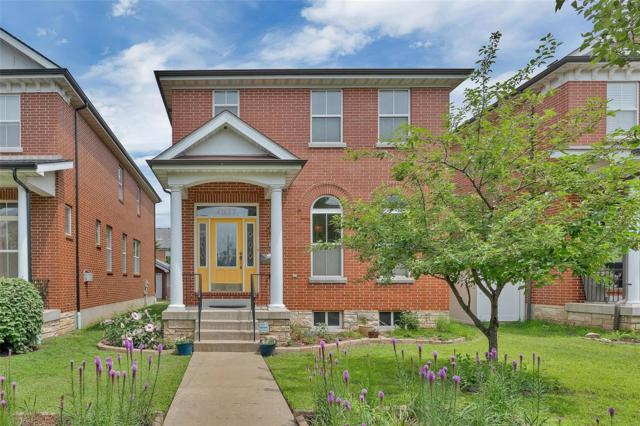 4037 Mcree Avenue, St Louis, MO 63110 (#18052539) :: Clarity Street Realty