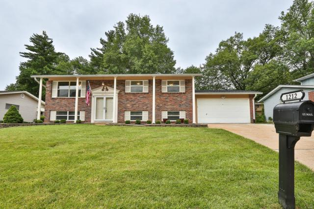 1212 Miremont Drive, Manchester, MO 63011 (#18052602) :: The Kathy Helbig Group