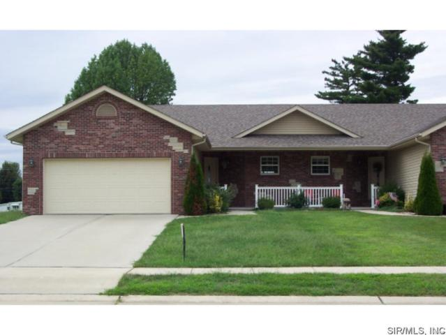 326 Jarvis Court A, Troy, IL 62294 (#18052623) :: Fusion Realty, LLC