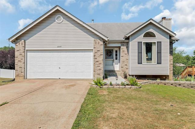 2045 Saint Christopher Way, Arnold, MO 63010 (#18052802) :: PalmerHouse Properties LLC