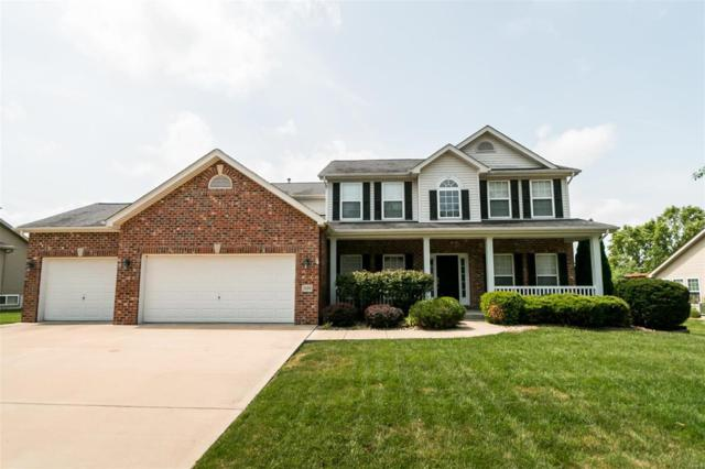 3109 Roan Hill Drive, Belleville, IL 62221 (#18052937) :: Walker Real Estate Team