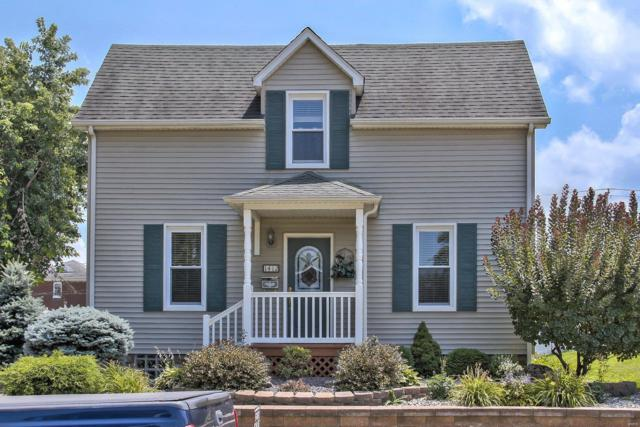 1412 8th, Highland, IL 62249 (#18053158) :: Clarity Street Realty