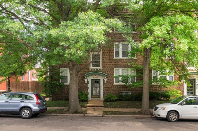 4207 Shenandoah Avenue C, St Louis, MO 63110 (#18053185) :: Sue Martin Team
