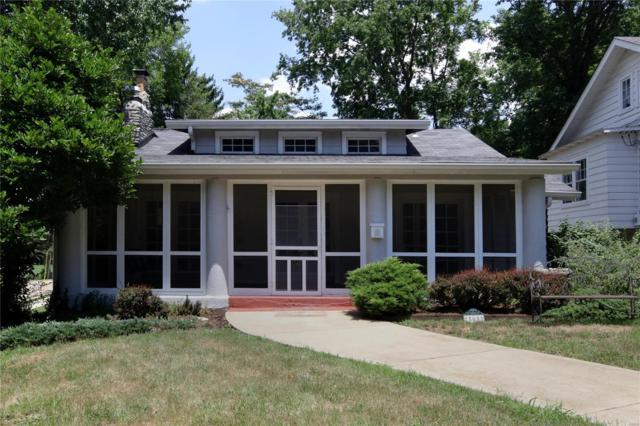509 Cherry Avenue, Webster Groves, MO 63119 (#18053371) :: Clarity Street Realty