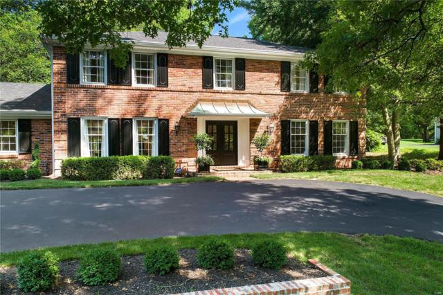 134 Babler Road, Town and Country, MO 63141 (#18053381) :: RE/MAX Vision