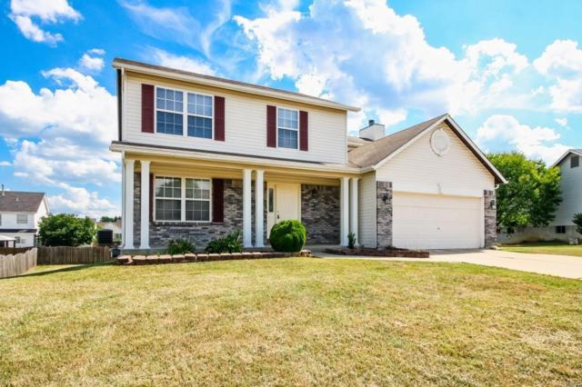 1356 Sunview Drive, O'Fallon, MO 63366 (#18053641) :: Kelly Hager Group | TdD Premier Real Estate