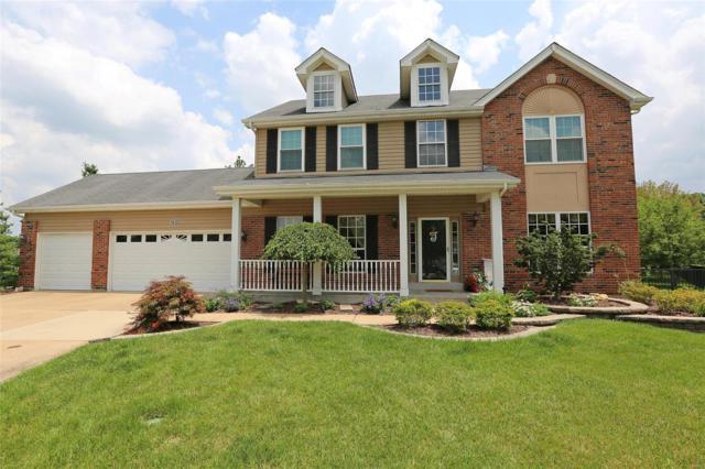 16102 Ridgewoods Crest Court, Ellisville, MO 63038 (#18053642) :: PalmerHouse Properties LLC