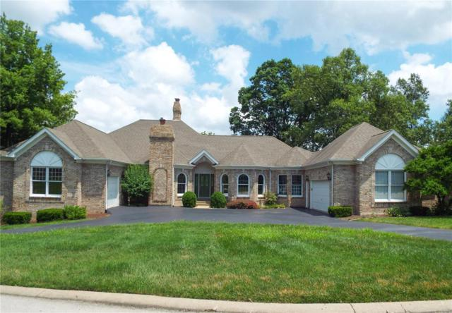 5 Shelbourne Wood Court, Weldon Spring, MO 63304 (#18053788) :: The Kathy Helbig Group