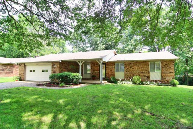 2135 Kenneth, Cape Girardeau, MO 63701 (#18054001) :: Walker Real Estate Team