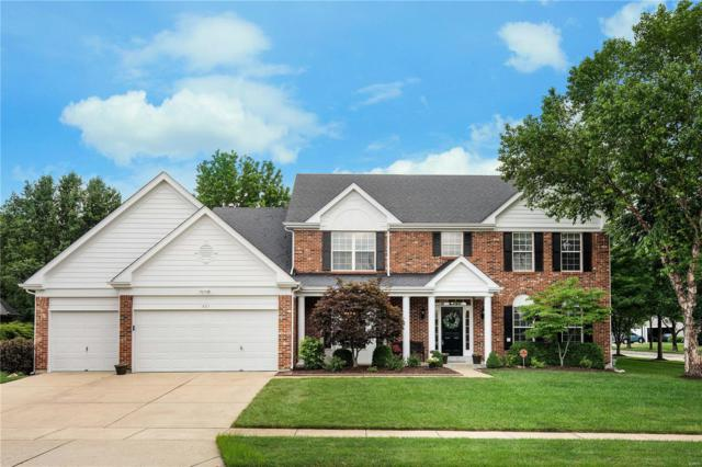801 Dogwood Meadows Court, Ellisville, MO 63021 (#18054055) :: The Kathy Helbig Group
