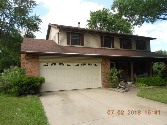 505 Green Haven Drive, Swansea, IL 62226 (#18054072) :: Holden Realty Group - RE/MAX Preferred