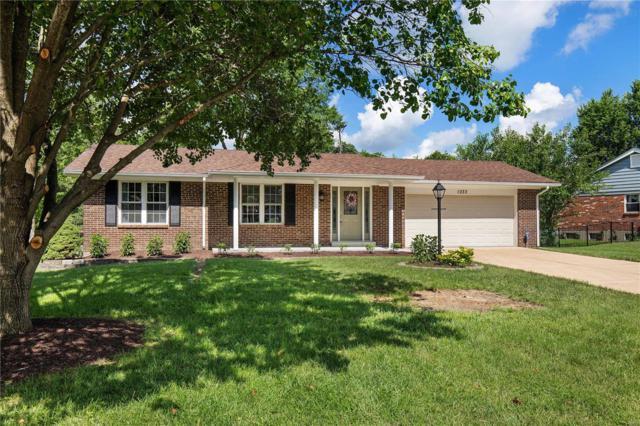 1033 Bridgeport, Ellisville, MO 63011 (#18054268) :: PalmerHouse Properties LLC