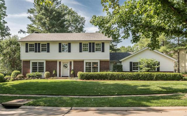15012 Valley Ridge Drive, Chesterfield, MO 63017 (#18054366) :: Clarity Street Realty