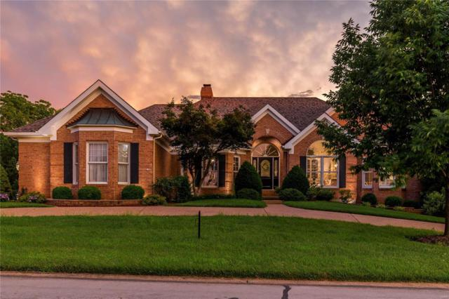 671 Clifden Drive, Weldon Spring, MO 63304 (#18054433) :: The Kathy Helbig Group