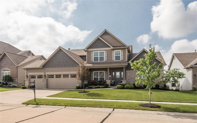 1278 Leighton Hollow Drive, Dardenne Prairie, MO 63368 (#18054492) :: Kelly Hager Group | TdD Premier Real Estate