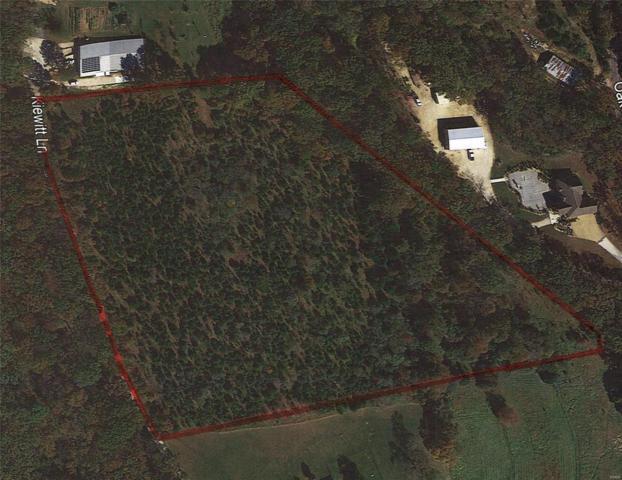 1 Kiewitt Lane, Union, MO 63084 (#18054855) :: Walker Real Estate Team
