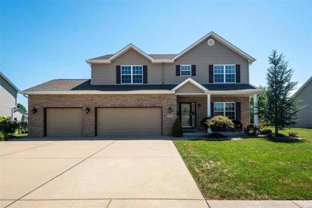 1134 Whimbrel Run, Mascoutah, IL 62258 (#18054880) :: Holden Realty Group - RE/MAX Preferred