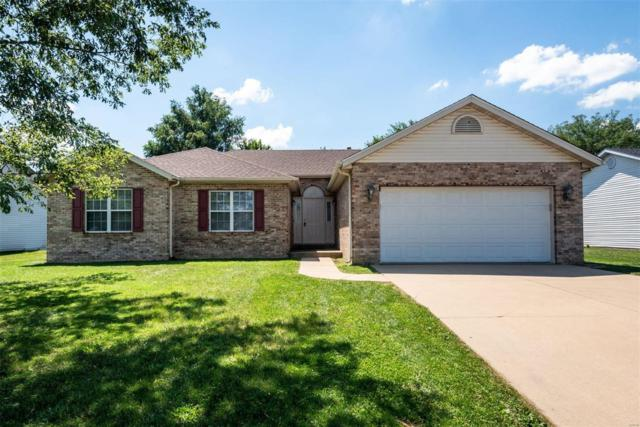 1527 Thunderbird Lane, Belleville, IL 62221 (#18055100) :: PalmerHouse Properties LLC