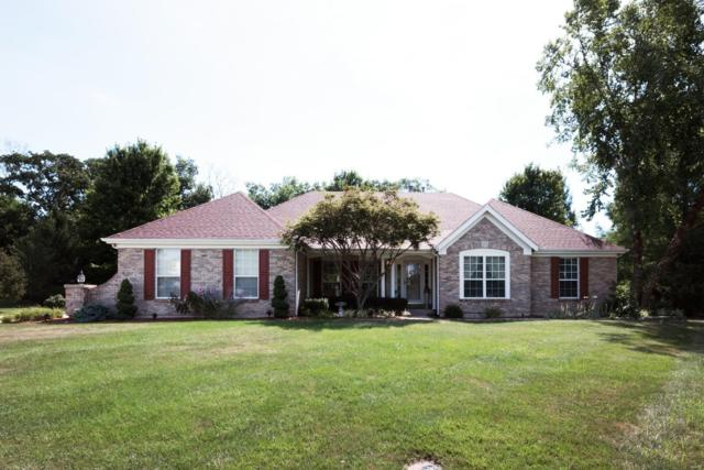 5852 Canterfield Court, Weldon Spring, MO 63304 (#18055404) :: The Kathy Helbig Group
