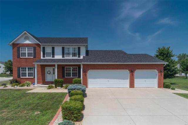 1300 Nottinghill Drive, O'Fallon, IL 62269 (#18055439) :: PalmerHouse Properties LLC
