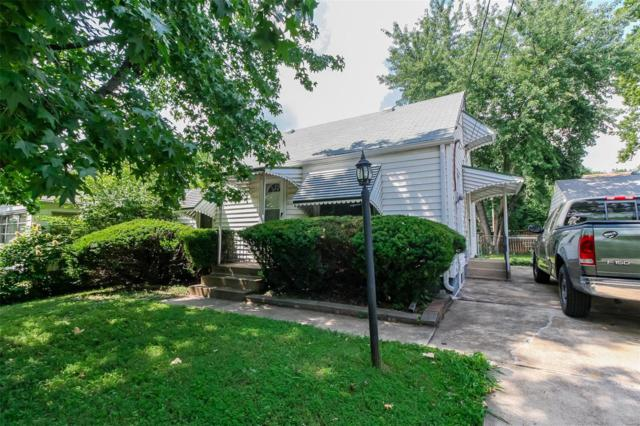 415 Bluff Drive, St Louis, MO 63137 (#18055600) :: Clarity Street Realty