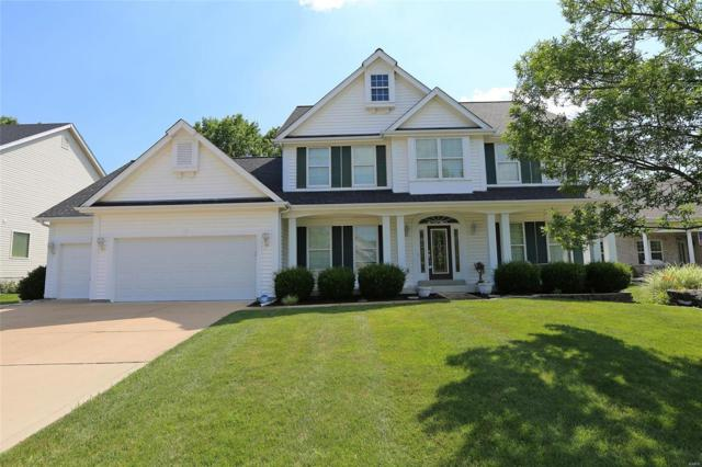 245 Bluff View Circle, St Louis, MO 63129 (#18055646) :: Clarity Street Realty