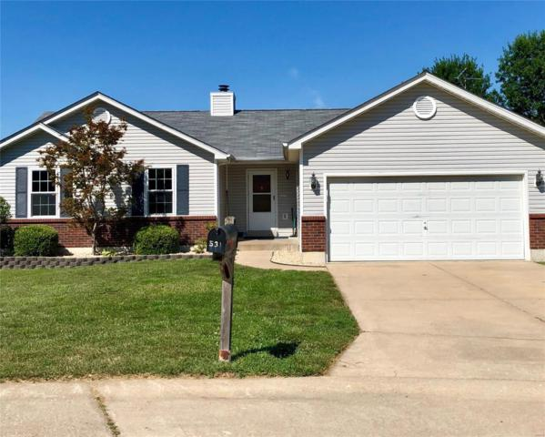 531 Briar Meadows Court, Wentzville, MO 63385 (#18055669) :: Barrett Realty Group