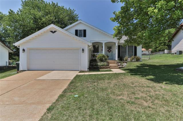 909 Millwood Drive, Saint Peters, MO 63376 (#18055733) :: Barrett Realty Group