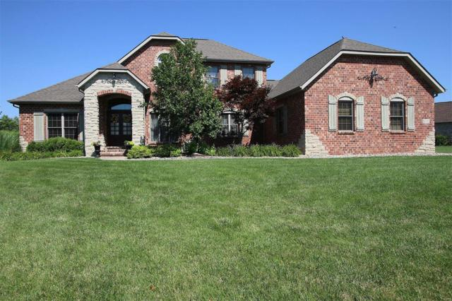 145 Fox Hill Court, Edwardsville, IL 62025 (#18055776) :: Fusion Realty, LLC