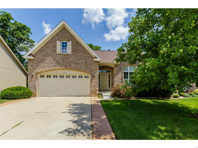 950 Ridgepointe Place, Lake St Louis, MO 63367 (#18055785) :: Barrett Realty Group
