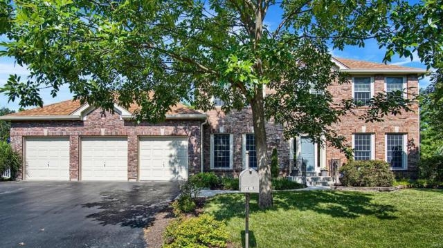1615 Wilson Forest View Court, Chesterfield, MO 63005 (#18055893) :: Kelly Hager Group | TdD Premier Real Estate