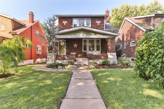 4128 Holly Hills Boulevard, St Louis, MO 63116 (#18055965) :: Clarity Street Realty